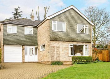 Thumbnail 5 bedroom detached house for sale in Derwent Drive, Maidenhead, Berkshire