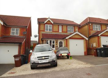 Thumbnail 4 bed detached house to rent in Lambourn Avenue, Stone Cross, Pevensey