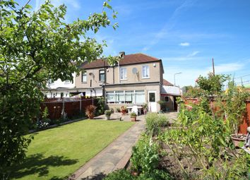 Thumbnail 3 bed end terrace house for sale in Kinfauns Road, Goodmayes, Ilford