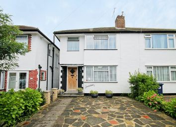 Thumbnail 3 bed semi-detached house for sale in Stanhope Park Road, Greenford