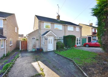 Thumbnail 3 bed semi-detached house for sale in Hatch Road, Pilgrims Hatch, Brentwood, Essex