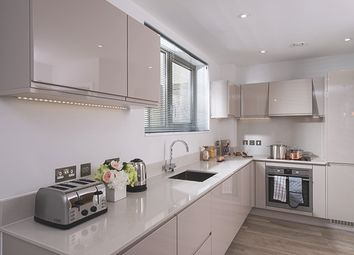Thumbnail 2 bedroom flat for sale in Grange Walk, Bermondsey, London