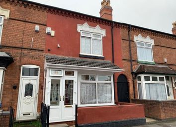 3 bed terraced house for sale in Davey Road, Birmingham, West Midlands, United Kingdom B20