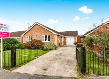 Thumbnail 3 bed detached bungalow for sale in Meakers Way, Huttoft, Alford