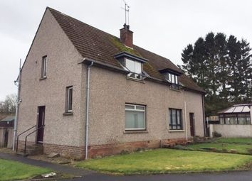 Thumbnail 2 bed semi-detached house to rent in Castle Park, Ceres, Cupar