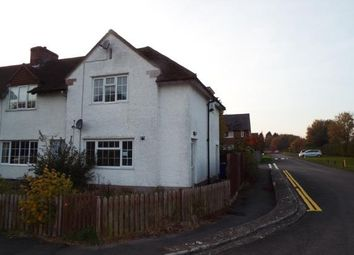 Thumbnail 2 bed end terrace house for sale in Turnpike Road, Caversfield, Bicester, Oxfordshire