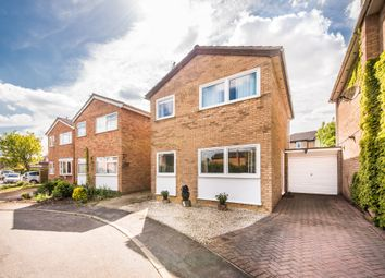 Thumbnail 3 bed link-detached house for sale in Wheatley Crescent, Bluntisham, Huntingdon