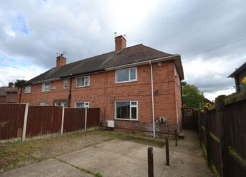 Thumbnail 4 bed semi-detached house to rent in Bidford Road, Nottingham
