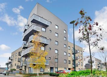 Thumbnail 2 bed flat for sale in Ferndale Crescent, Carshalton, Surrey