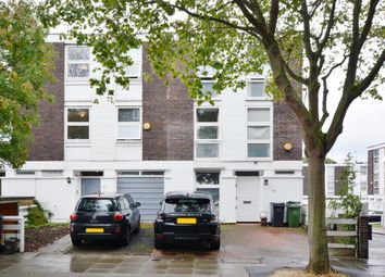 Thumbnail 3 bed town house for sale in Fellows Road, Swiss Cottage