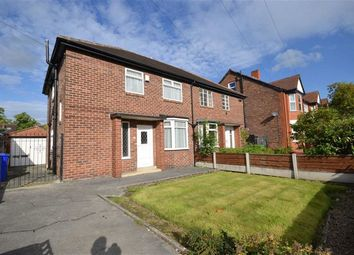 Thumbnail 3 bedroom semi-detached house to rent in Amherst Road, Withington, Manchester, Greater Manchester