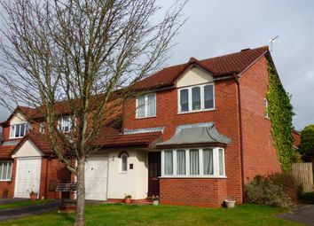 Thumbnail 3 bed detached house for sale in Well Close, Thornwell, Chepstow