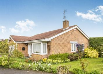 Thumbnail 3 bed bungalow for sale in Sutherington Way, Anstey, Leicester, Leicestershire