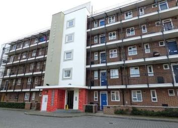 Thumbnail 4 bed flat to rent in Devons Road, London