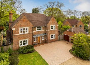 Thumbnail 5 bed detached house for sale in The Fairways, Redhill