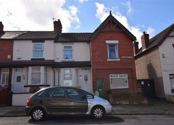Thumbnail 2 bed terraced house to rent in Elmswood Road, Birkenhead, Merseyside