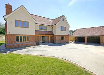 Thumbnail 5 bed detached house for sale in Hillbury Farm, Tithepit Shaw Lane, Warlingham