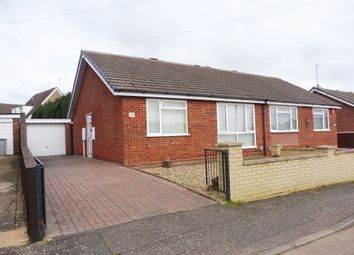 Thumbnail 2 bed semi-detached bungalow for sale in Cogan Crescent, Rothwell, Kettering