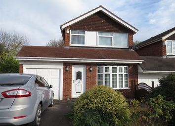 Thumbnail 3 bed detached house for sale in Adonis Close, Tamworth