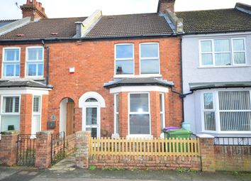 Thumbnail 3 bed terraced house to rent in Royal Military Avenue, Folkestone