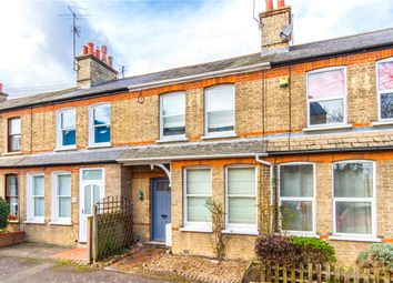 Thumbnail 2 bedroom terraced house for sale in Corona Road, Cambridge