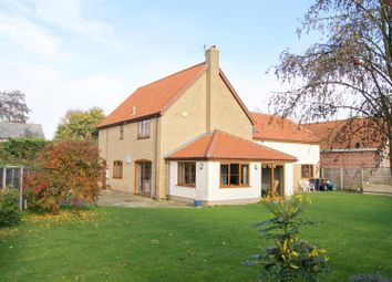 Thumbnail 4 bed detached house for sale in The Green, Tostock, Bury St. Edmunds