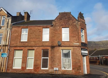 Thumbnail 3 bed flat to rent in Service Street Lennoxtown, Lennoxtown Glasgow