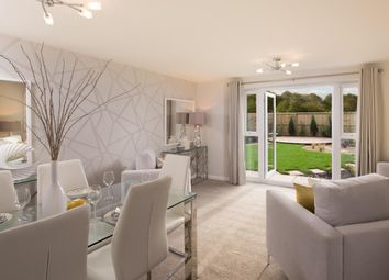 "Thumbnail 3 bed semi-detached house for sale in ""Folkestone"" at Queen Charlton Lane, Whitchurch, Bristol"