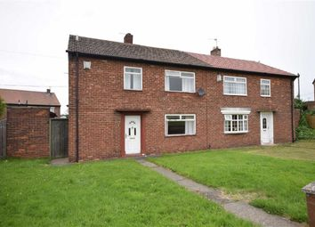 Thumbnail 3 bed semi-detached house for sale in Peel Gardens, South Shields