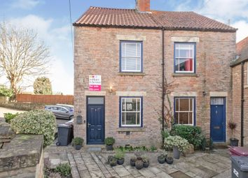 Thumbnail 3 bed cottage for sale in High Street, Whitwell, Worksop