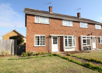 Thumbnail 3 bed semi-detached house for sale in Cleeve Drive, Warndon, Worcester