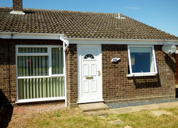 Thumbnail 2 bed bungalow to rent in St. Michaels Road, Long Stratton, Norwich