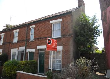 Thumbnail 4 bedroom semi-detached house to rent in Berners Street, Norwich