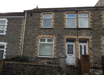 Thumbnail 2 bed terraced house to rent in Ashfield Road, Abertillery