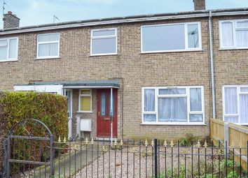 Thumbnail 3 bed terraced house for sale in Drapers Lane, Hedon, Hull
