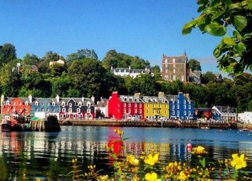 Thumbnail 4 bed cottage for sale in Rock Cottage, Back Brae, Tobermory