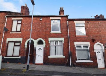Thumbnail 2 bed terraced house for sale in Oak Street, Birches Head, Stoke-On-Trent