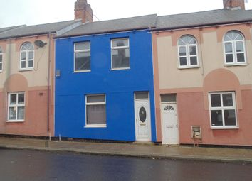 Thumbnail 3 bed terraced house to rent in Ascot Street, Easington Colliery, Peterlee