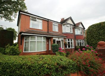 Thumbnail 4 bed semi-detached house for sale in Marford Crescent, Sale