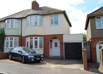 Thumbnail 3 bed semi-detached house for sale in Whiteland Road, The Headlands, Northampton
