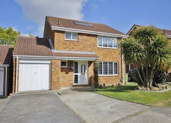 Thumbnail 3 bed detached house for sale in Orwell Crescent, Fareham