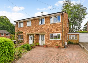 Thumbnail 3 bed semi-detached house for sale in Paddock Way, Liphook
