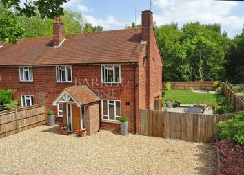 Thumbnail 2 bed semi-detached house for sale in Honey Lane, Hurley, Maidenhead