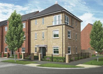 Thumbnail 4 bed town house for sale in Church Lane, Stanway, Colchester