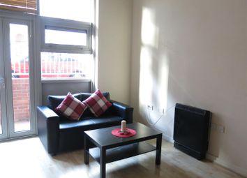 Thumbnail 1 bed flat to rent in Platinum Apartments, 89 Branston Street, Birmingham