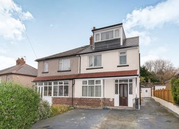 Thumbnail 4 bed semi-detached house for sale in Glenview Avenue, Heaton, Bradford