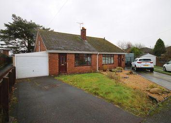 Thumbnail 2 bed semi-detached bungalow for sale in Ranworth Road, Great Sankey, Warrington