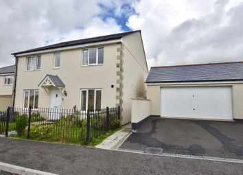 Thumbnail 5 bed detached house for sale in Scholar Road, Truro