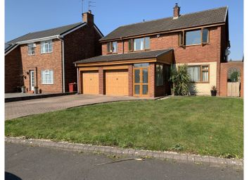 Thumbnail 4 bed detached house for sale in Longmeadow Road, Prescot