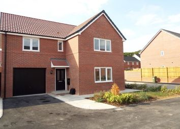 Thumbnail 4 bed property to rent in Mandalay Road, Mansfield